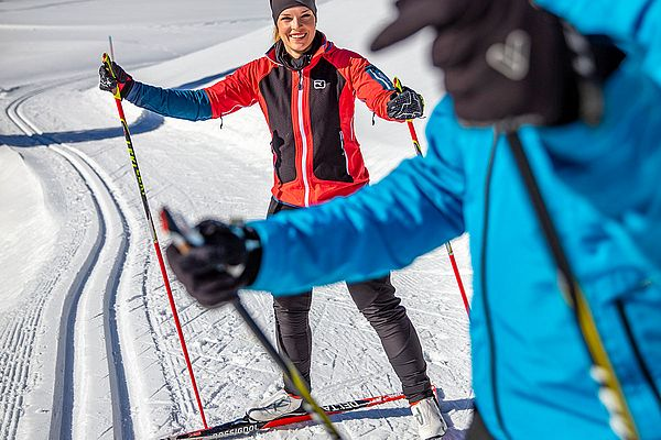 Langlaufen & Winterwandern